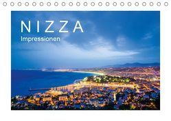 N I Z Z A Impressionen (Tischkalender 2019 DIN A5 quer) von Dieterich,  Werner