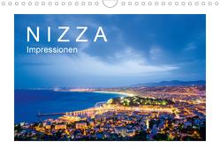 N I Z Z A Impressionen (Wandkalender 2020 DIN A4 quer) von Dieterich,  Werner