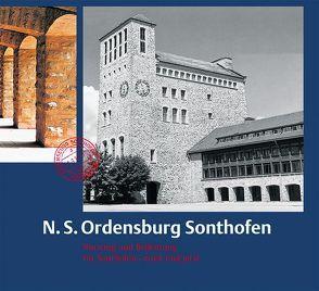 N.S. Ordensburg Sonthofen von Happel,  Hartmut