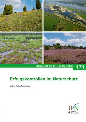 NaBiV Heft 171: Erfolgskontrollen im Naturschutz von Bundesamt für Naturschutz