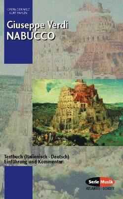 Nabucco von Pahlen,  Kurt, Verdi,  Giuseppe