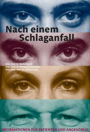 Nach einem Schlaganfall von Kiechl,  Stefan, Lalouschek,  Wolfgang, Lang,  Wilfried