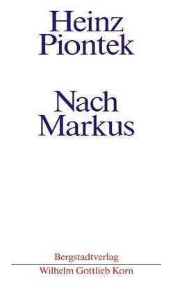 Nach Markus von Piontek,  Heinz