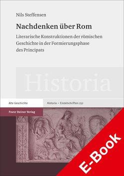Nachdenken über Rom von Steffensen,  Nils