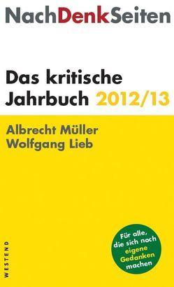 NachDenkSeiten von Lieb,  Wolfgang, Müller,  Albrecht