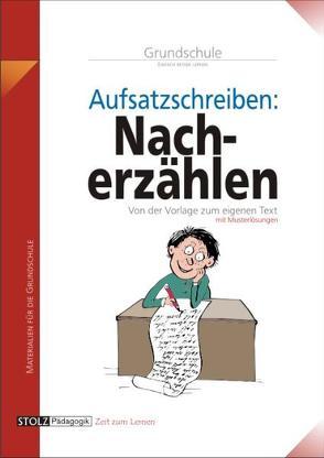 Nacherzählen in der Grundschule von Pfeiffer,  Karin