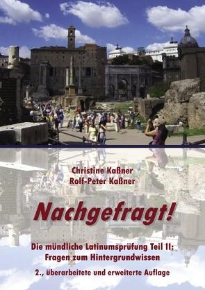 Nachgefragt! von Kaßner,  Christine, Kaßner,  Rolf-Peter
