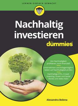 Nachhaltig investieren für Dummies von Bolena,  Alexandra