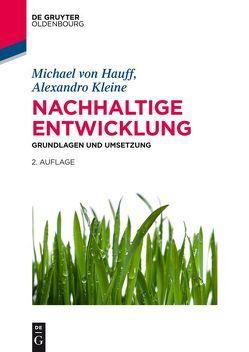 Nachhaltige Entwicklung von Hauff,  Michael von