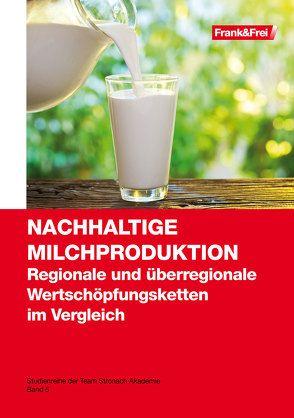 Nachhaltige Milchproduktion