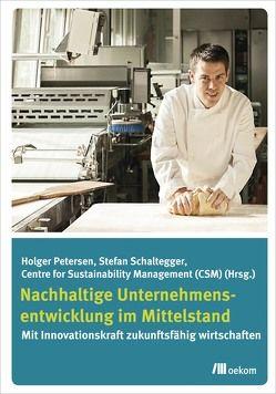 Nachhaltige Unternehmensentwicklung im Mittelstand von Petersen,  Holger, Schaltegger,  Stefan
