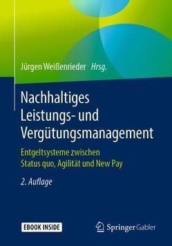 Nachhaltiges Leistungs- und Vergütungsmanagement von Weißenrieder,  Jürgen