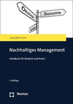 Nachhaltiges Management von Müller-Christ,  Georg