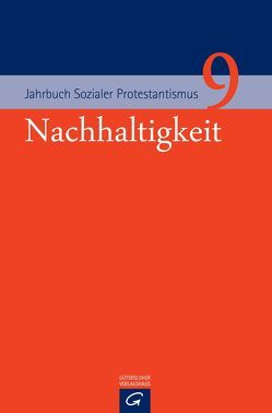 Nachhaltigkeit von Jähnichen,  Traugott, Meireis,  Torsten, Rehm,  Johannes, Reihs,  Sigrid, Reuter,  Hans-Richard, Wegner,  Gerhard