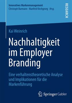 Nachhaltigkeit im Employer Branding von Weinrich,  Kai
