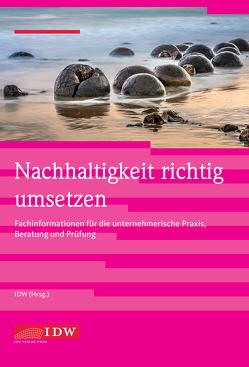 Nachhaltigkeit richtig umsetzen von Völker-Lehmkuhl,  Katharina