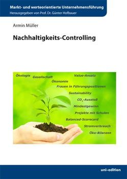 Nachhaltigkeits-Controlling von Hofbauer,  Günter, Müller,  Armin