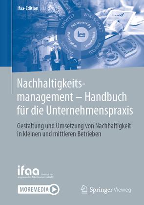 Nachhaltigkeitsmanagement – Handbuch für die Unternehmenspraxis