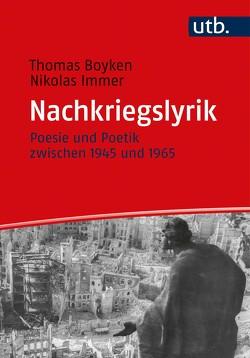 Nachkriegslyrik von Boyken,  Thomas, Immer,  Nikolas