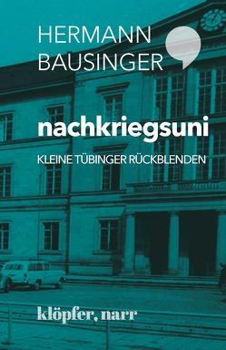 nachkriegsuni von Bausinger,  Hermann