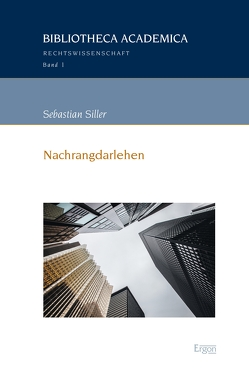 Nachrangdarlehen von Siller,  Sebastian