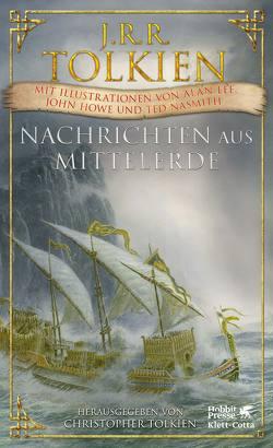 Nachrichten aus Mittelerde von Schütz,  Hans J, Tolkien,  Christopher, Tolkien,  J.R.R.