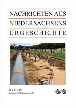 Nachrichten aus Niedersachsens Urgeschichte von Hassmann,  Henning