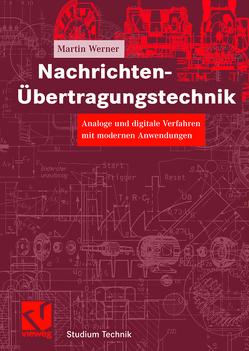 Nachrichten-Übertragungstechnik von Mildenberger,  Otto, Werner,  Martin