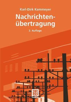 Nachrichtenübertragung von Bossert,  Martin, Fliege,  Norbert, Kammeyer,  Karl-Dirk