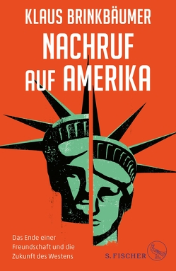 Nachruf auf Amerika von Brinkbäumer,  Klaus