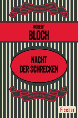 Nacht der Schrecken von Arnemann,  M. F., Bloch,  Robert