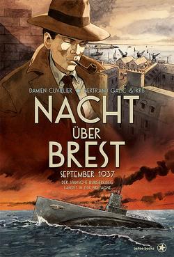 Nacht über Brest von Althaler,  Mathias, Cuvillier,  Damien, Galic,  Bertrand, Kris