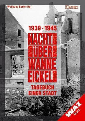 Nacht über Wanne-Eickel von Berke,  Wolfgang