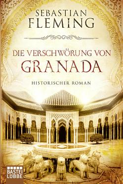 Nacht über der Alhambra von Fleming,  Sebastian