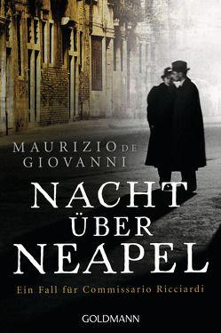 Nacht über Neapel von Giovanni,  Maurizio de, Schwaab,  Judith