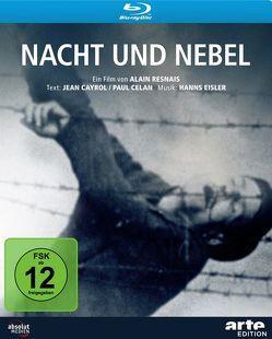 Nacht und Nebel Blu-Ray von Celan,  Paul, Resnais,  Alain