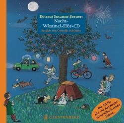 Nacht-Wimmel-Hör-CD von Berner,  Rotraut Susanne, Naumann,  Ebi, von Henko,  Wolfgang