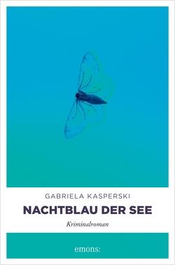 Nachtblau der See von Kasperski,  Gabriela