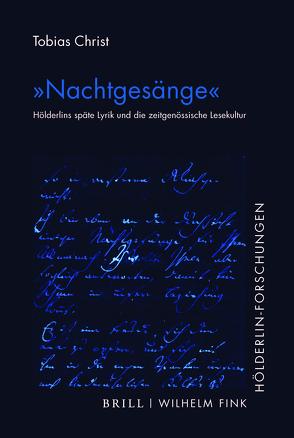 """""""Nachtgesänge"""" von Christ,  Tobias"""