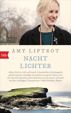 Nachtlichter von Liptrot,  Amy, Münch,  Bettina
