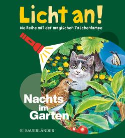 Nachts im Garten von Fuhr,  Ute, Heller,  Barbara, Sautai,  Raoul