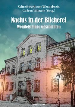 Nachts in der Bücherei von Vollmuth,  Gudrun