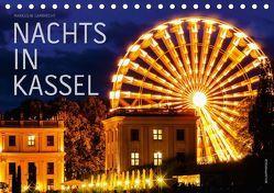 Nachts in Kassel (Tischkalender 2018 DIN A5 quer) von W. Lambrecht,  Markus