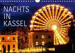 Nachts in Kassel (Wandkalender 2018 DIN A4 quer) von W. Lambrecht,  Markus