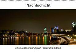 Nachtschicht (Wandkalender 2019 DIN A2 quer) von Klinkowitz,  Gerd