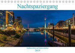 Nachtspaziergang (Tischkalender 2019 DIN A5 quer)
