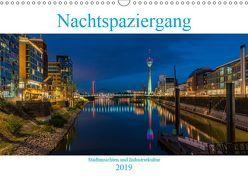 Nachtspaziergang (Wandkalender 2019 DIN A3 quer)
