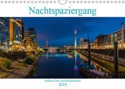 Nachtspaziergang (Wandkalender 2019 DIN A4 quer)