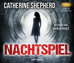 Nachtspiel von Pages,  Svenja, Shepherd,  Catherine