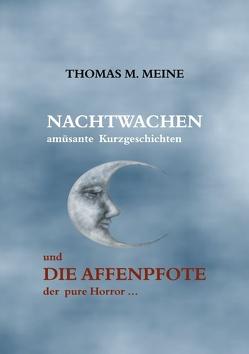 Nachtwachen – Die Affenpfote von Jacobs,  W. W., Meine,  Thomas M.